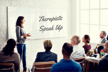 Why public speaking is key to become known and trusted