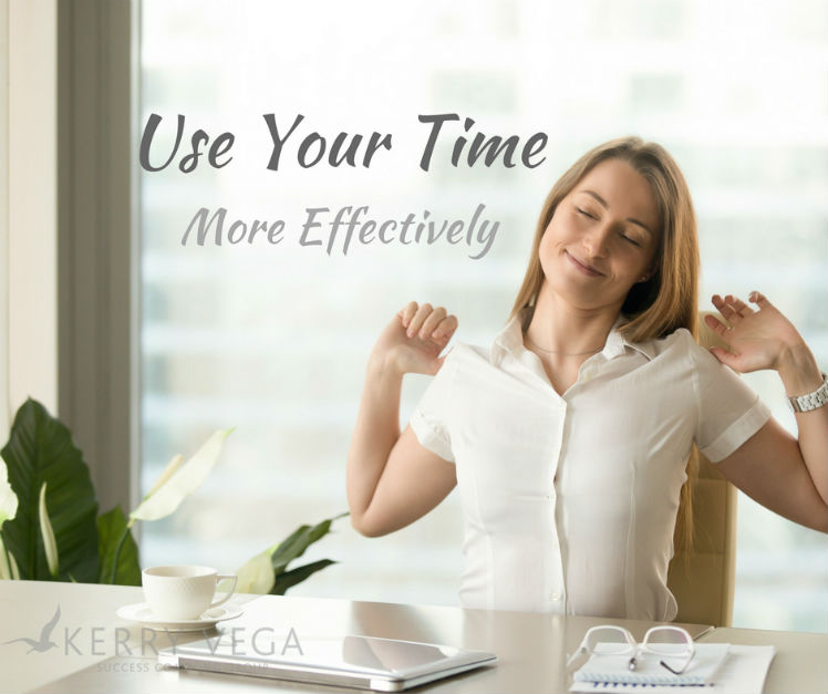 Tips To Use Your Time More Effectively