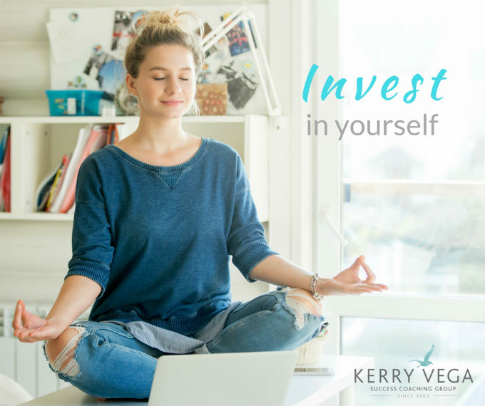 How To Invest in Yourself And Practice What You Preach