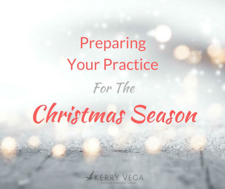 Preparing Your Practice For The Christmas Season